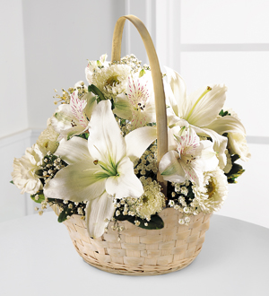 The FTD® Divinity™ Basket
