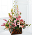 The FTD® Exquisite Memorial™ Basket