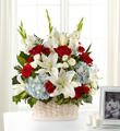 The FTD® Greater Glory™ Basket