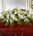 The FTD® Abundance™ Casket Spray