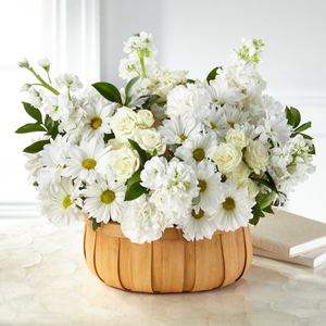 The FTD® Graceful Garden™ Basket