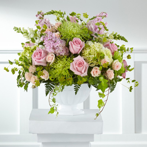 The FTD® Radiant Embrace™ Arrangement