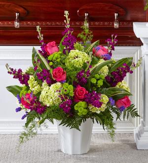 The FTD® Beautiful Horizons™ Floor Basket