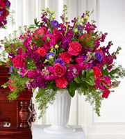 The FTD® Eternal Day™ Arrangement