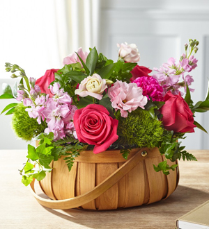 The FTD® Radiant Remembrance™ Basket