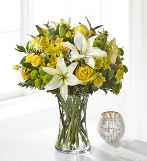 The FTD® Hope & Serenity™ Bouquet