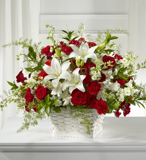 The FTD® Sentiments of Love™ Arrangement