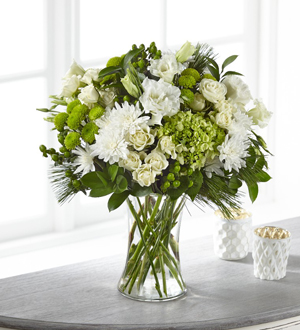 The FTD® Thoughtful Sentiments™ Bouquet