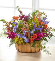 The FTD® Garden of Life™ Basket