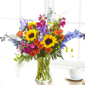 The FTD® Rays of Life™ Bouquet