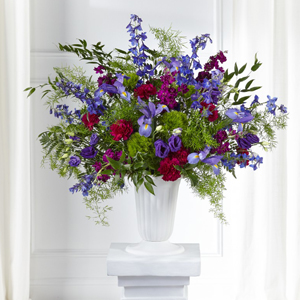 The FTD® Memorial of Life™ Arrangement