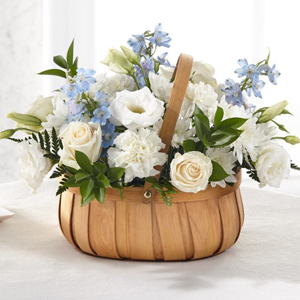 The FTD® Sincerely Heartfelt™ Basket