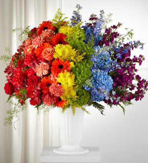 The FTD® Pride & Unity™ Arrangement