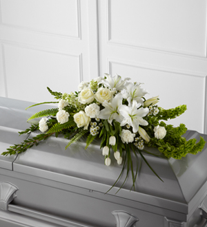 The FTD® Resurrection™ Casket Spray