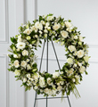 The FTD® Splendor™ Wreath