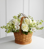 The FTD® Peaceful Garden™ Basket