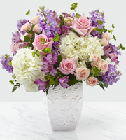 The FTD® Peace and Hope™ Lavender Bouquet