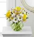 The FTD® Sunlit Blooms™ Bouquet