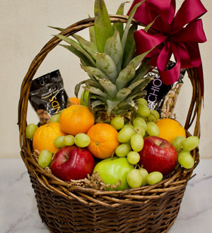 Fruit and Nut Basket Large
