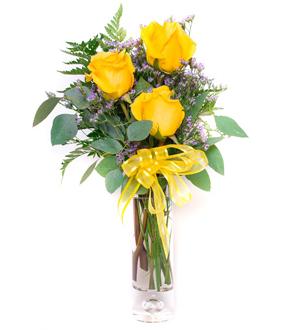 Triple Elegance Yellow