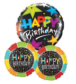 Birthday Balloon Bundle