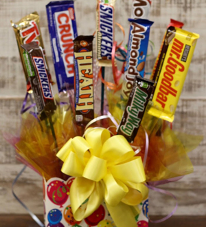 Candy Bouquet Party Box