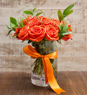 Chic Rose Orange