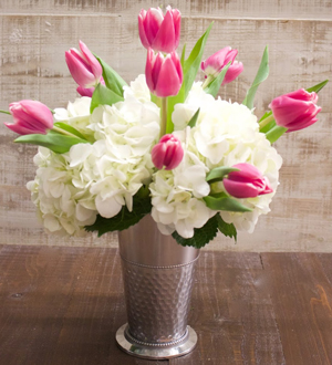 Royale Tulips Pink