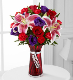 The FTD® Birthday Wishes™ Bouquet