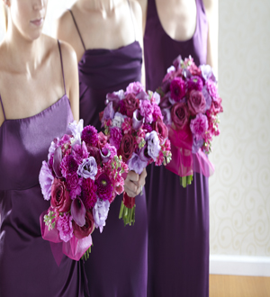 The FTD® Bridesmaid\'s Garden™ Bouquet