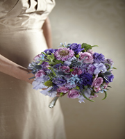 The FTD® Lavender Garden™ Bouquet