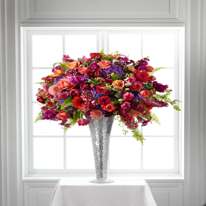 The FTD® Flower Jeweled™ Arrangement
