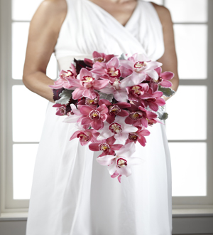 The FTD® Pink Mink™ Bouquet