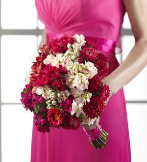 Le bouquet Effeverscence roseMC de FTD®
