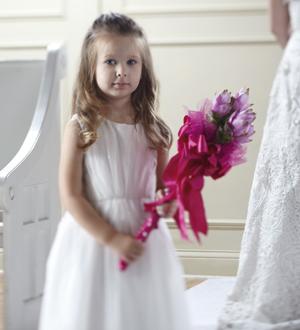 Le bouquet pour bouquetière Étincelle roseMC de FTD®
