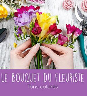 Surprise Colored Bouquet