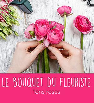 Surprise Pink Bouquet