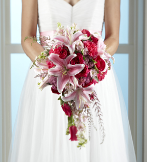 The FTD® Lily & Rose Bouquet