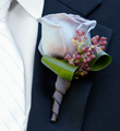 The FTD® Nottingham™ Boutonniere