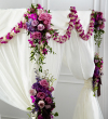 The FTD® Color & Light™ Chuppah Décor