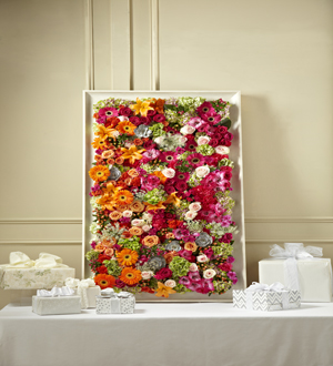 The FTD® Fresh Picked™ Floral Wall