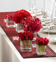 The FTD® Modern Grace™ Centerpiece