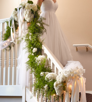 The FTD® Champagne Dreams™ Garland