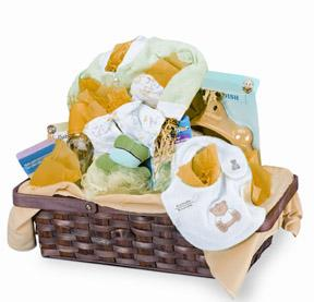 Baby Basket - Neutral