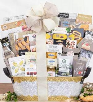 Warmest Thanks Gourmet Gift Basket