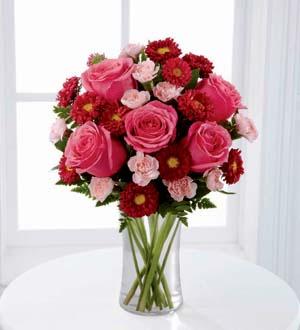 Le Bouquet FTD® Cœur Précieux™