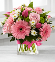 The FTD® Blooming Visions™ Bouquet by BHG®