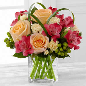 Le Bouquet FTD® Be Bold™ par Better Homes and Gardens®- VASE INCLUS