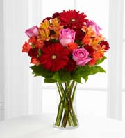 The FTD® Dawning Love™ Bouquet